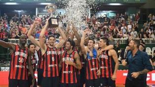 San Lorenzo empieza la defensa del título en Valdivia