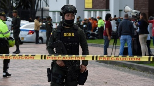 Dos policías muertos por un ataque con armas en la frontera con Venezuela