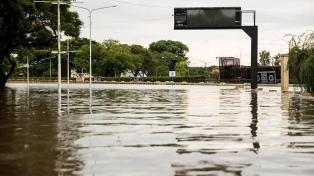 El Gobierno declarará la emergencia hídrica en las zonas afectadas por las inundaciones