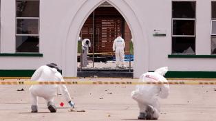 Piden extraditar de Cuba a líderes del ELN por el atentado contra Escuela de Policía