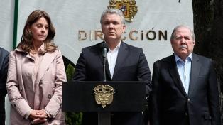 Duque insistió en que Cuba debe entregar a los líderes del ELN