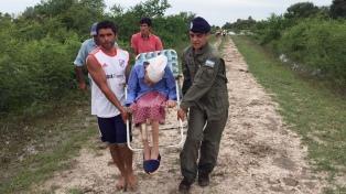 El Banco Nación flexibiliza plazos de créditos a los afectados por las inundaciones y el hantavirus