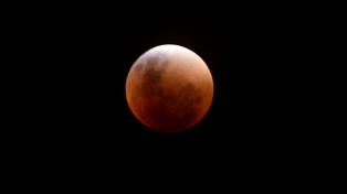 """La """"superluna de sangre"""" inaugura el calendario de hitos astronómicos de 2019"""