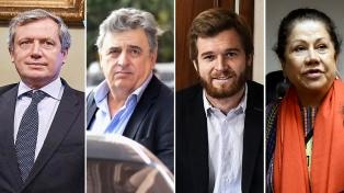 Quiénes son las principales figuras de la Cámara de Diputados que terminan su mandato