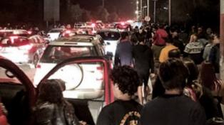 Cierran el paso fronterizo de Agua Negra a causa del sismo en Chile