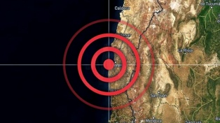 Un sismo de 6,7 grados sacudió a parte de la zona costera central