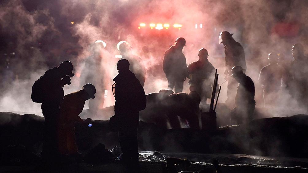 MÉXICO: Aumentó a 79 la cantidad de muertos por la explosión de un oleoducto