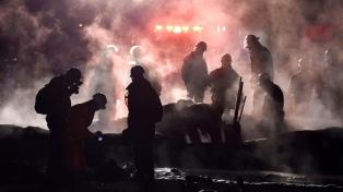 Las víctimas por la explosión del ducto alcanzan a 115