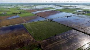 Desciende a 219 la cantidad de evacuados por las inundaciones en Santa Fe