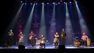 Canticuénticos se afianza en el camino de ampliar el universo del arte para niños