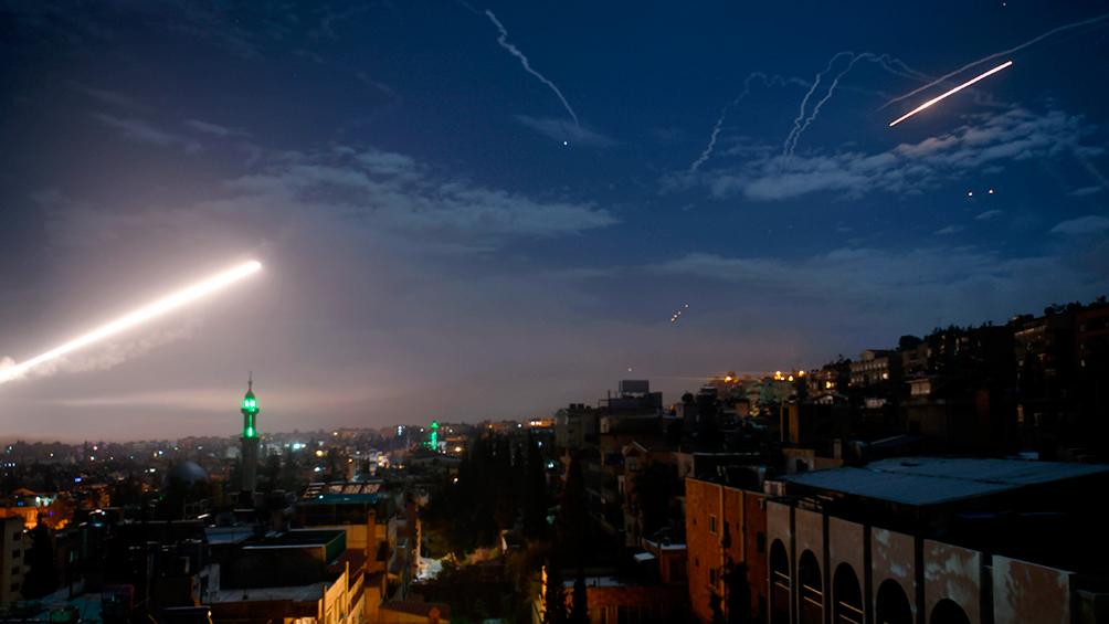 Al menos 6 muertos en ataque de Israel contra Damasco, según una ONG