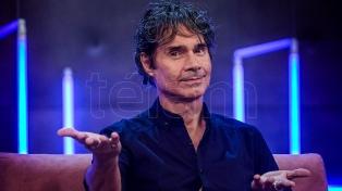 """Claudio María Domínguez: """"El otro no es el otro sino vos en ese cuerpo"""""""