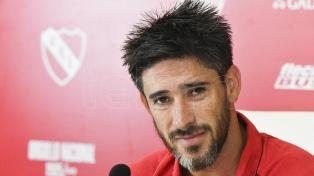"""Pérez fue presentado en el """"Rojo"""": """"Ojalá pueda ser parte de la gran historia del club""""."""
