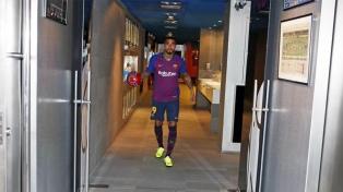 Barcelona, sin Messi y con suplentes, igualó con el Huesca