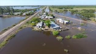 Las lluvias provocaron evacuaciones en el NOA y complicaron la situación en el litoral