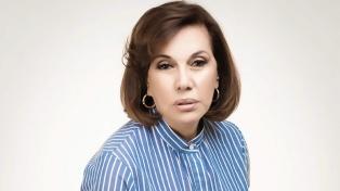 """Nora Cárpena, entre el musical y la TV: """"Soy una actriz que hace de panelista"""""""