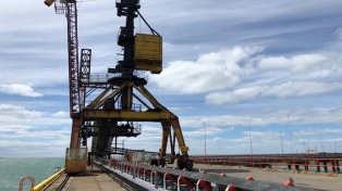 Después de seis años, podrán volver a exportar carbón desde Río Turbio