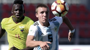 Argentina perdió con Ecuador en el inicio de la fase final