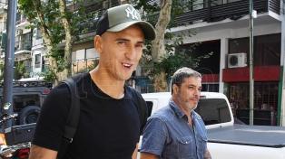 """Gallardo """"vive para el fútbol, para River y para el equipo"""", comentó Matías Suárez"""