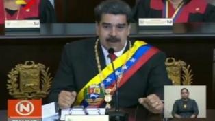 El gobierno venezolano acusa Guaidó y a Colombia por los enfrentamientos en la frontera