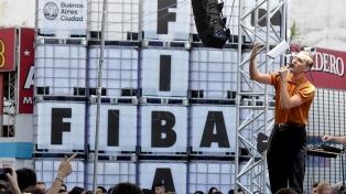 Comienza el FIBA: la ciudad como un escenario gigante