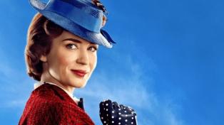 """Una semana con seis estrenos, entre ellos """"El Regreso de Mary Poppins"""""""