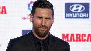 Messi ganó el Balón Educativo de Scholas