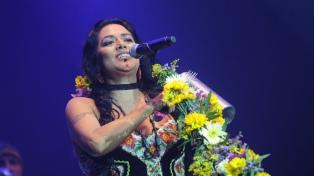 Lila Downs apoyó el surgimiento de cantautoras de Folclore en América Latina