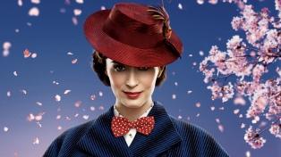 """El regreso de Mary Poppins """"es una película muy oportuna para el mundo"""" afirmó el director"""