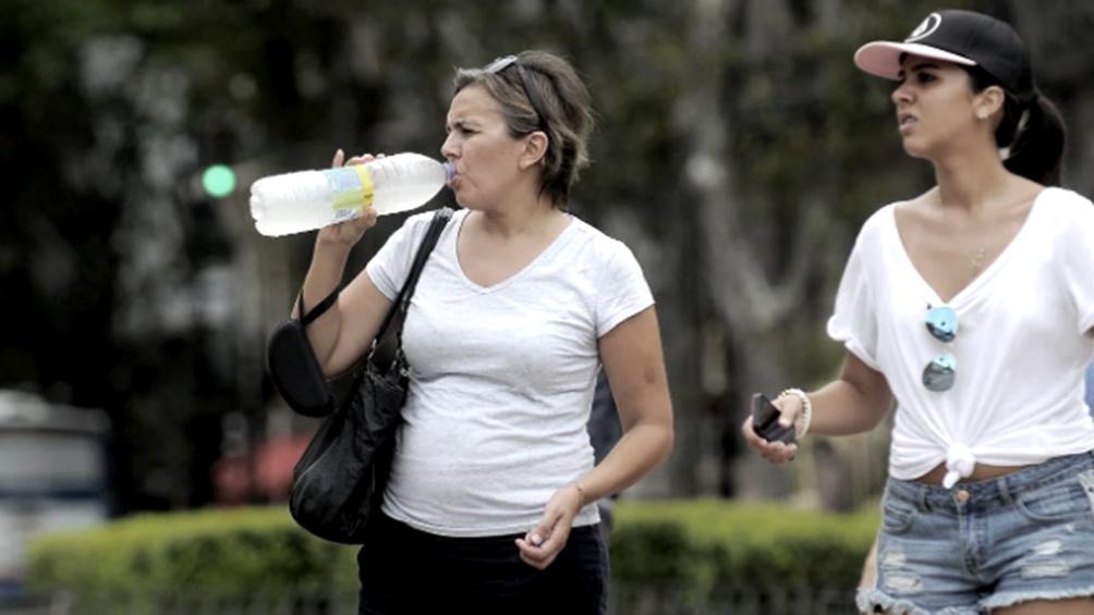 Domingo con calor y algunas nubes en la ciudad de Buenos Aires y alrededores