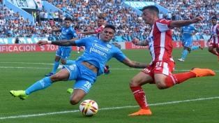 Belgrano y Unión generaron poco y terminaron igualados sin goles