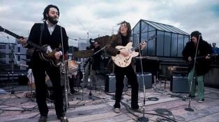 Los Beatles y los ecos del recital en una terraza que aún se escuchan