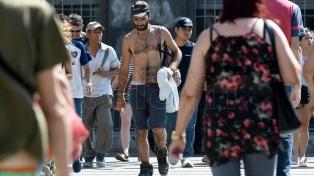 La Ciudad de Buenos Aires registró la sensación térmica más alta de todo el país