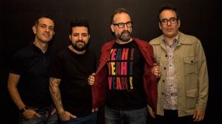 Los Andes muestra el power pop all'argentina en La Tangente