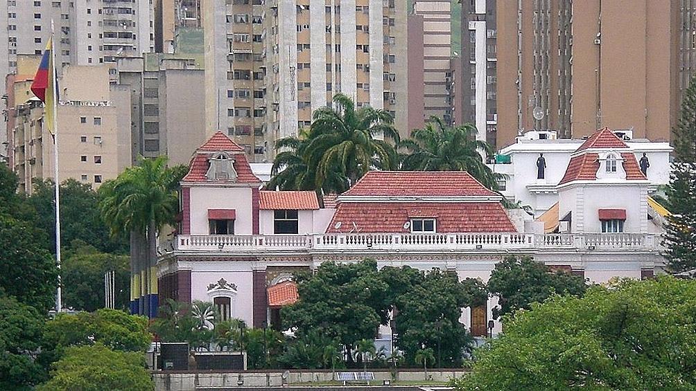 Palacio de Miraflores, Caracas