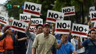 Alertan sobre una manipulación en un sitio web que registra seguidores de Guaidó