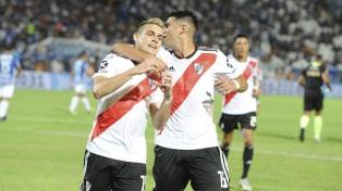 River goleó a Godoy Cruz en Mendoza