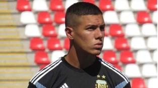 El capitán del Sub20 jugará en el Atlético Madrid, tras jugar el Sudamericano de Chile