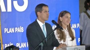Un embajador venezolano reconoció a Guaidó como presidente interino