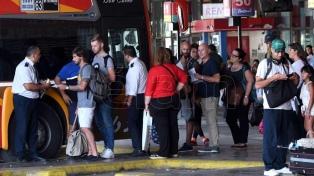 """Descuentos de hasta el 70% para viajar por el país en la """"Semana del Bus"""""""