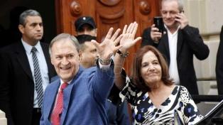 """Schiaretti no quiere que se nacionalice la elección y dijo """"los de afuera son de palo"""""""