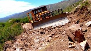 Autoconvocados ocuparon una ruta y pidieron una solución a la explotación de litio