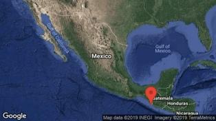 Un sismo de 6,6 sacudió el sur del país y generó evacuaciones en la capital