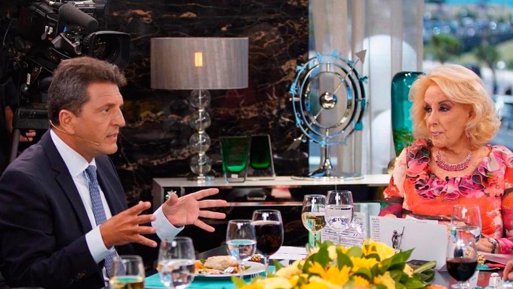 """Massa: """"Le decimos a la sociedad argentina que no se resigne"""""""