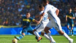 """Alfaro confirmó a Tevez para el partido contra el """"Decano"""""""