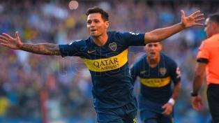 Boca derrotó a Godoy Cruz en la Bombonera