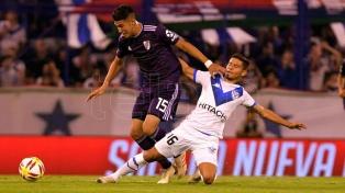 River con más oficio se impuso a Vélez en Liniers