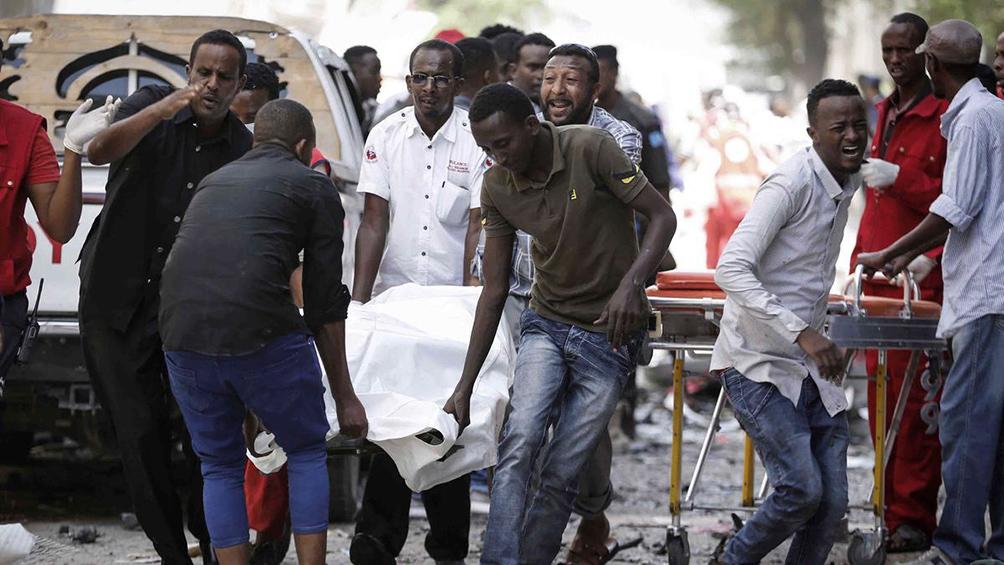Al menos 92 muertos en un atentado del fundamentalismo islamista