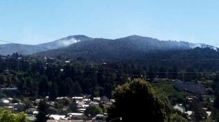 Comienza la etapa final para extinguir el incendio en Epuyén