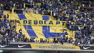 Prohíben por un año el ingreso a los estadios a 168 hinchas de Boca